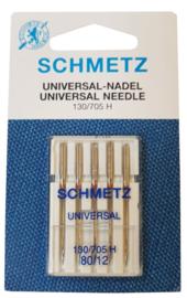 Universal Needles 80/12, 130/705 H Schmetz