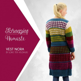 Namaste Vest Nora Scheepjes