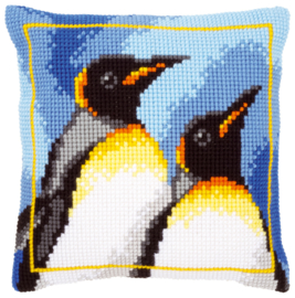 Pinguins Vervaco Kruissteekkussen