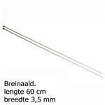 3.5mm 60cm Breinaald pony