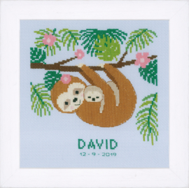 Sweet Sloth Aida Vervaco