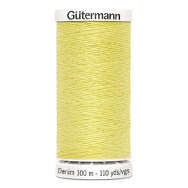 1380 Gütermann Denim