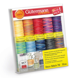 Naaigarenset deco stitch 3 nr.70 - Gütermann