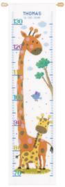 Giraffe Aida Measuring Rod Vervaco
