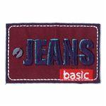 11V10 Bordeaux Jeans ReStyle Applicatie