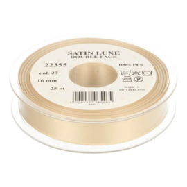 27 16mm Lint Satin Luxe Double face p.m.