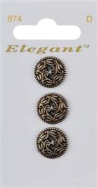 674 Elegant Knopen