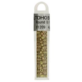 1209 Toho glaskralen 8-0 4 gram