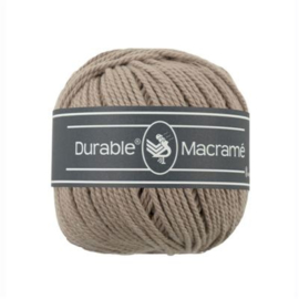 Durable Macramé 340 Taupe