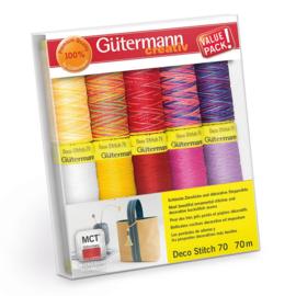 Naaigarenset deco stitch 1 nr. 70 - Gütermann