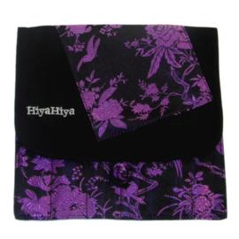 Paarse Verwisselbare Naalden Case HiyaHiya