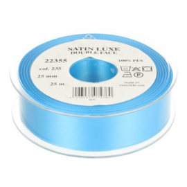 235 25mm Lint Satin Luxe Double face p.m.