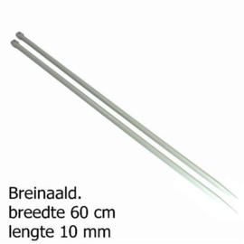 "10mm, 60cm/24"" Single Pointed Needles Pony"