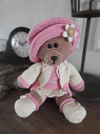 Funny Bear Mary Crochet Kit