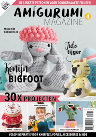 Amigurumi Magazinen 4