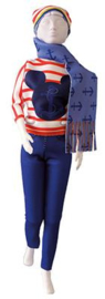 Kathy Navy Disney Dress Your Doll