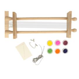 The Bead Weaving Loom / Weefraam voor Kralen Kit Scheepjes