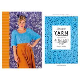 Yarn The Afterparty Little Lace Diamonds Tee Scheepjes