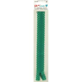 Zeegroene 40cm Rits Prym Love