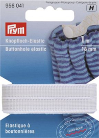 Buttonhole Elastic 1m x 18mm