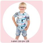 T-Shirt Maat 116t/m128 Annie Do It Yourself Naai Patroon