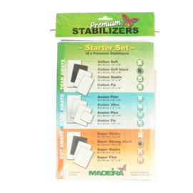 Accessoires voor de borduurmachine
