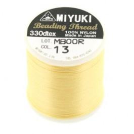 13 Geel Beading Draad B Miyuki