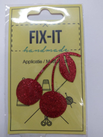 Kers Glitter Fix-it Applicatie