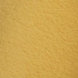 Gele Fleece Deken