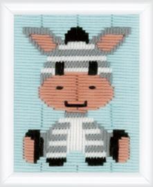 Zebra Spansteek Vervaco