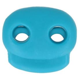 Turquoise Koordstopper 2 gaats 21mm