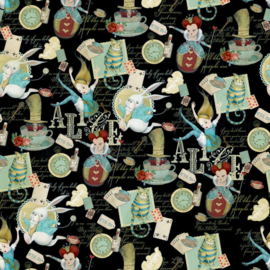 001 Alice in Wonderland Digital Jersey