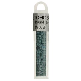 2605F Toho glaskralen 8-0 4 gram