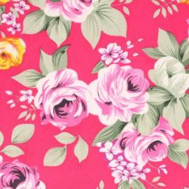 Tissu de Marie stof 100% Polyester