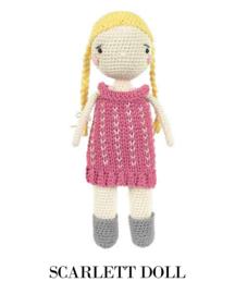 Scarlett Doll Tuva Haakpakket