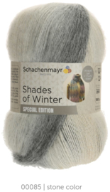 85 Stone Color Shades of Winter - SMC Schachenmayr