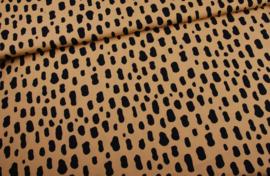 Cheetah pattern cotton - Eva Mouton