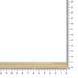 886 Elastisch Paspelband Dubbelzijdig 10mm