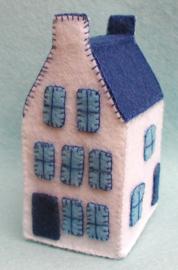 Grachtenpand Atelier Pippilotta