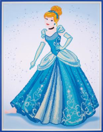 Assenpoetser Disney Princess Diamond Painting