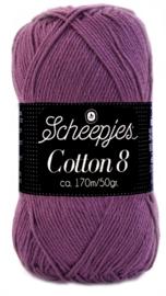 726 Cotton 8 Scheepjes