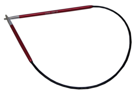 2.5mm, 25cm Zing Rondbreinaald KnitPro