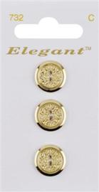 732 Elegant knopen
