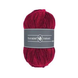 222 Bordeaux Velvet - Durable