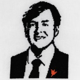 Portret Koning Willem-Alexander Aida Telpakket Pako
