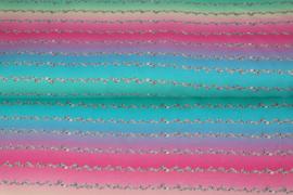 Rainbow stripes Tricot - Stenzo