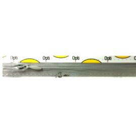 0004 S43 Blinde rits 60cm Optilon