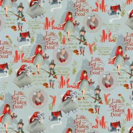 005 Little Red Riding Hood Digital Jersey