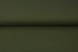 Leger groen Tricot Stenzo
