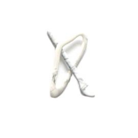 Witte Marbel Driehoek Vestspeld K10